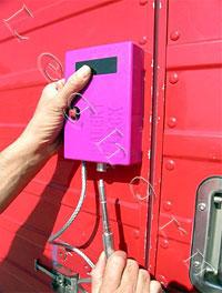 alert lock electronic seal