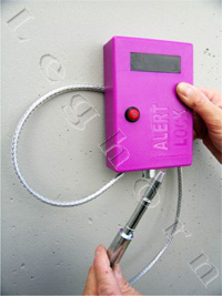 alert lock electronic seals