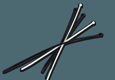 FASCETTE DI CABLAGGIO IN PLASTICA