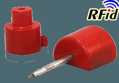 Mentorseal RFID attivo