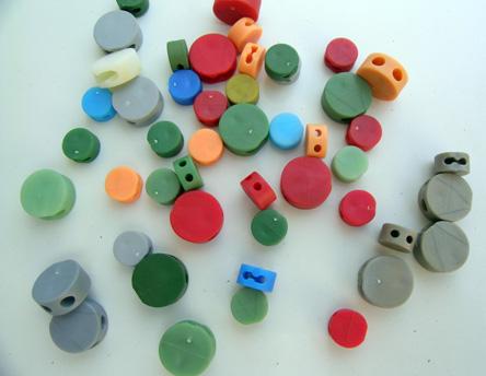 Plastic custom seal plombex