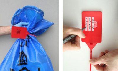 sigilli indicativi plastica