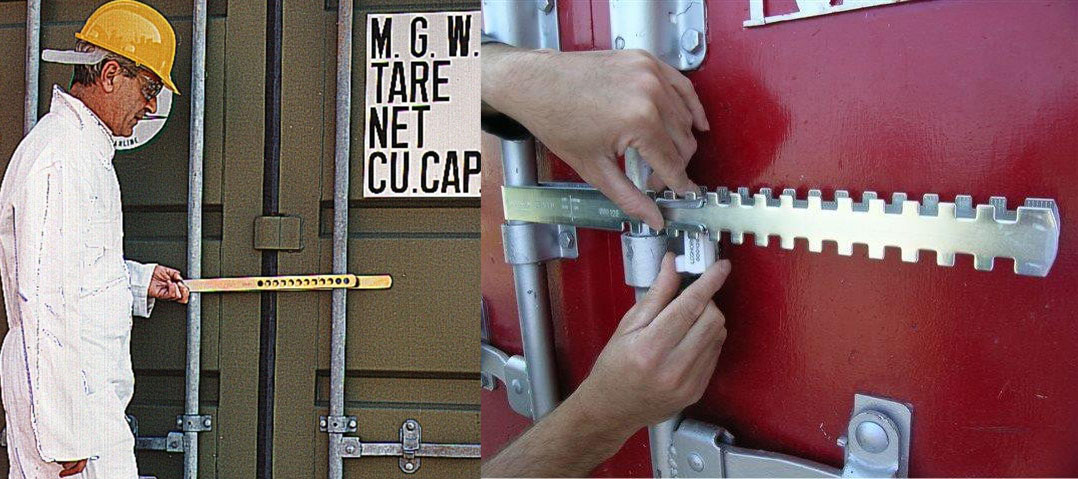 Sigilli per container
