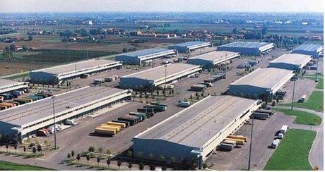 Logistica dei trasporti: Interporto di Bologna.