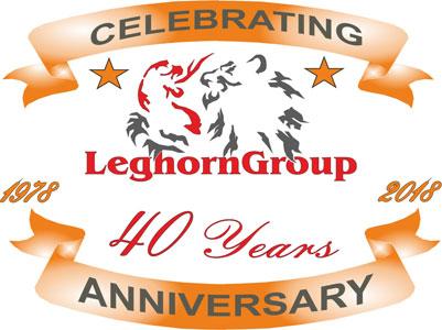 LeghornGroup celebra 40 anni!
