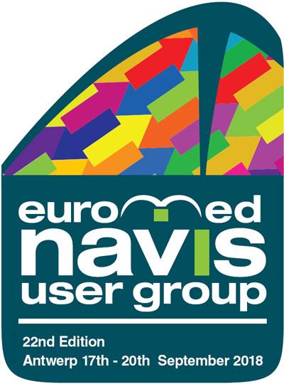 NUG conference, Euromed Navis User Group in Antwerp/Belgium