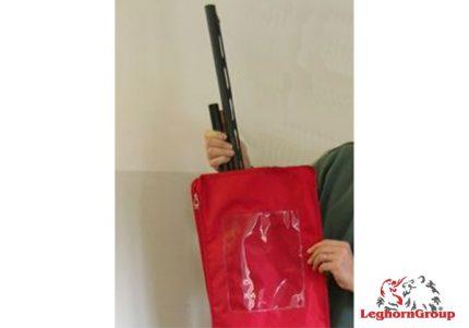 borsa per sequestro fucili