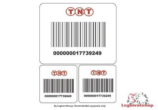 Etichette Adesive Personalizzate E Codice A Barre