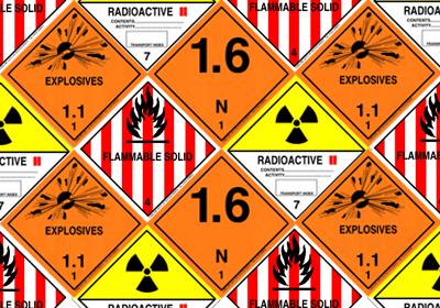 Etichette IMO Per Carichi Pericolosi