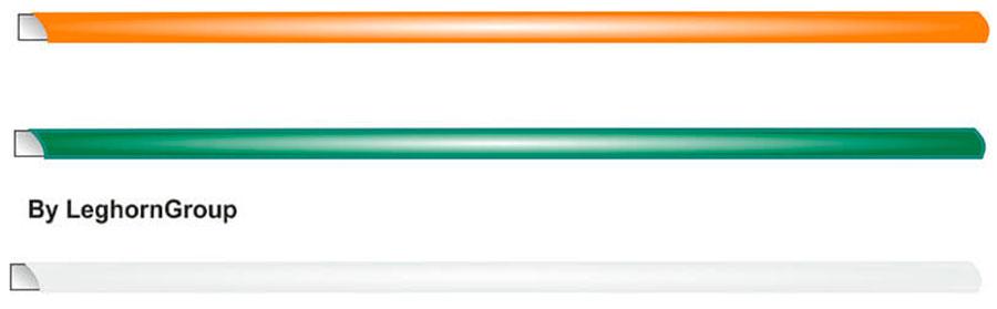 filo di ferro plastificato colori