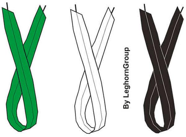 legacci filo animato per piante sacchetti colori