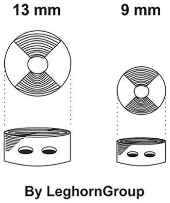 piombini plastica plombex disegno tecnico