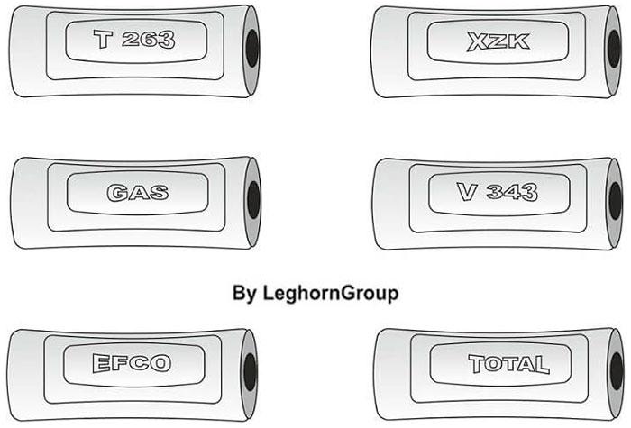 sigilli alluminio allu seal personalizzazioni