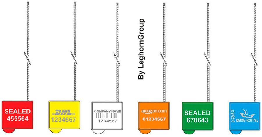 sigilli cavo cronus seal colori personalizzazioni