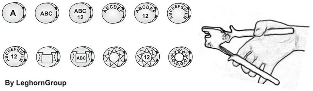 sigilli in piombo o piombi doganali personalizzazioni