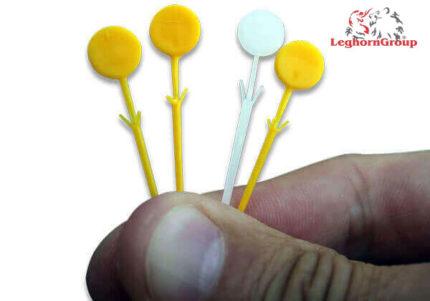 sigilli in plastica per estintori uranus
