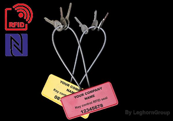 Sigillo RFID – Gestione Chiavi