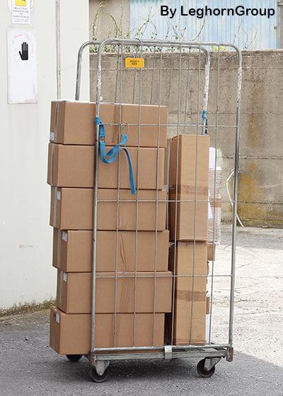 sigilli rfid per roll container esempi di utilizzo