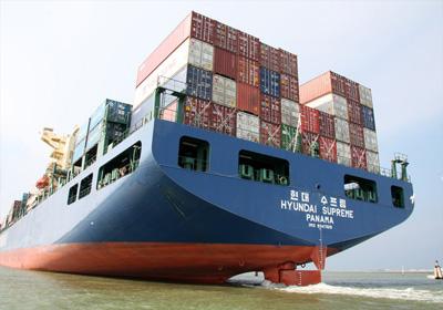 Trasporti internazionali con container