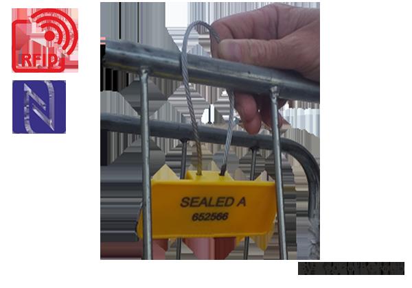 Sigilli RFID Per Roll Container