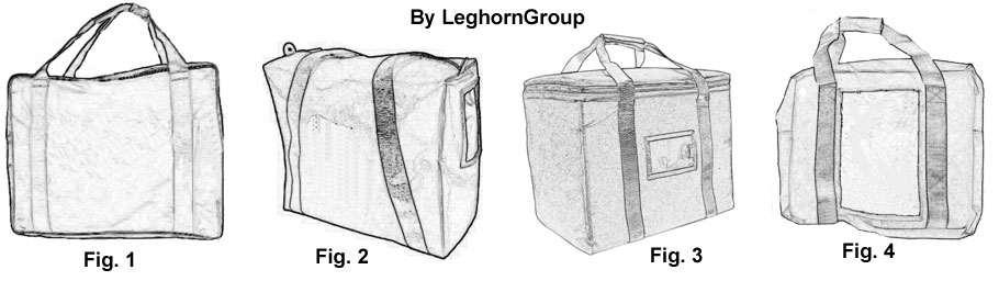 borsa di sicurezza portadocumenti variazioni