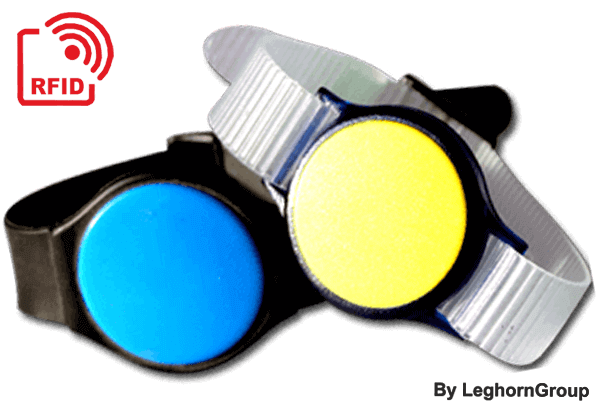 BRACCIALE OROLOGIO RFID LF/HF/UHF