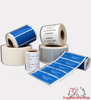 etichette sicurezza antimanomissione