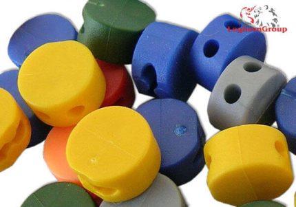 piombini in plastica colorata plombex