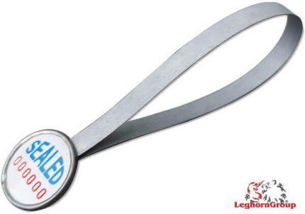 sigilli a fascetta metallica strapseal