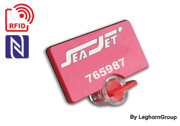 Sigilli A Filo Per Contatori Twistseal RFID UHF