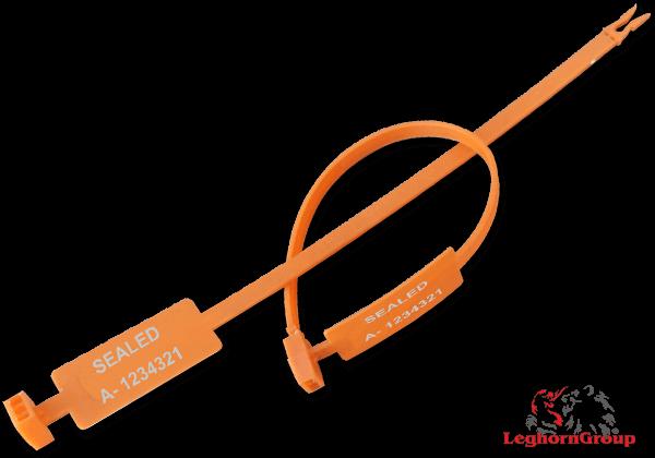 Sigilli A Scatto In Plastica RINGLABELSEAL 215mm