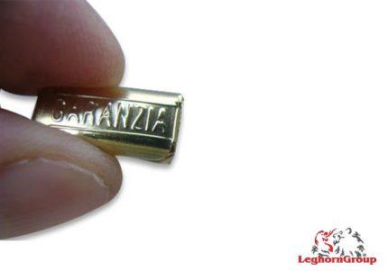 sigilli autobloccanti in metallo matcrimp