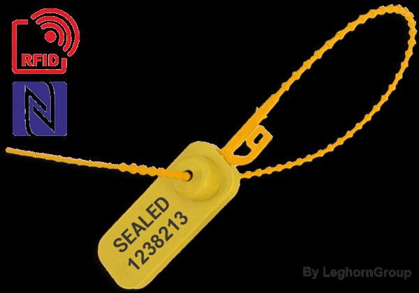 Sigillo In Plastica Regolabile Adjusteseal RFID – NFC