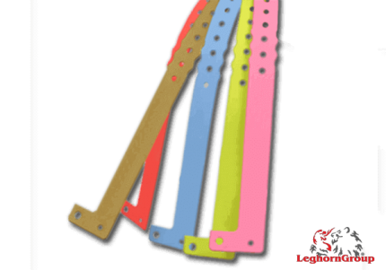 braccialetti di riconoscimento in plastica