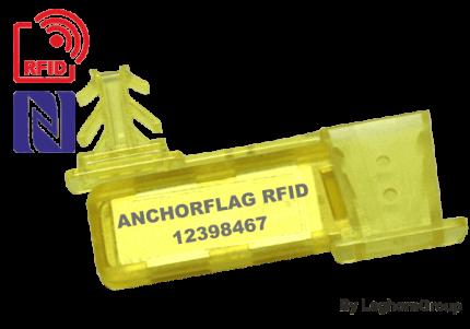 sigilli a filo rfid uhf nfc anchorflag