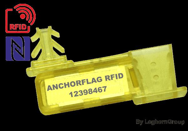 Sigillo A Filo RFID UHF Anchorflag