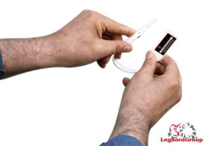 sigilli autobloccanti in plastica aelloseal