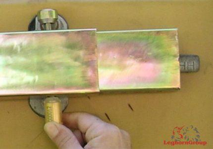 sigilli a barra per container cargoclamp