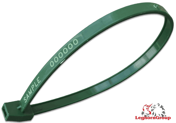 Sigillo Autobloccante In Plastica HORNSEAL 260mm