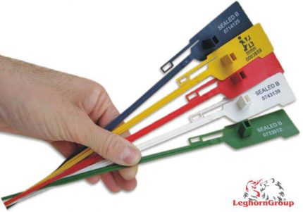 sigilli di sicurezza regolabile plastica easytight