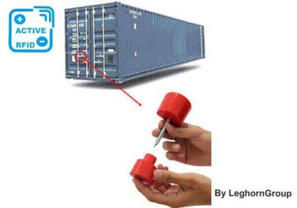 sigilli elettronico attivo a chiodo mentorseal