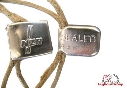 sigilli in alluminio autobloccante crimpseal