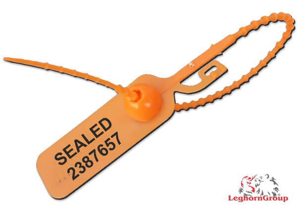 Sigilli regolabili con chiusura metallica