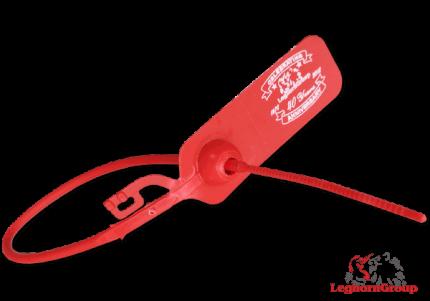 sigilli plastica regolabile chiusura metallico jupiter
