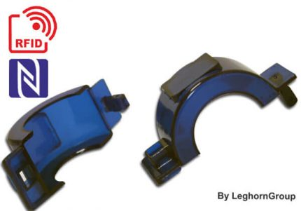 sigilli rfid nfc per contatori energia connection lock