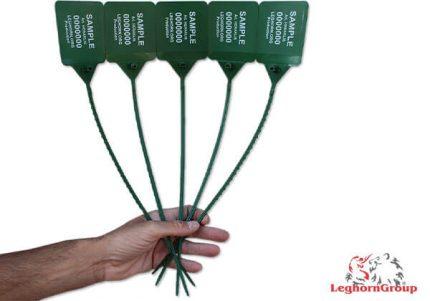 sigilli sicurezza regolabile plastica heraklis
