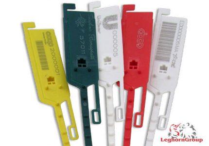 sigilli sicurezza regolabile plastica longseal