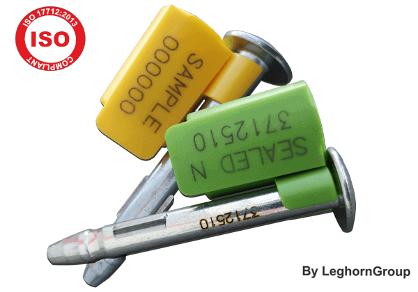 Sigillo A Chiodo Per Container ISO/PAS 17712 Neptuneseal