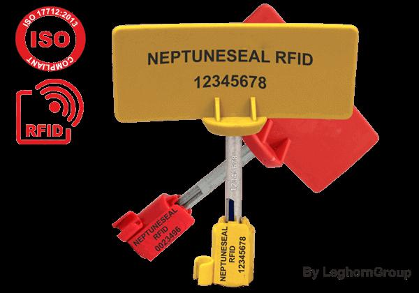 Sigillo A Chiodo RFID Per Container ISO 17712 NEPTUNE SEAL
