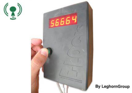 sigillo di sicurezza elettronico elock standard